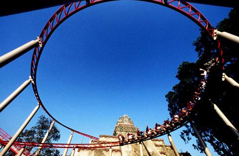 jaguar roller coaster - photo #12