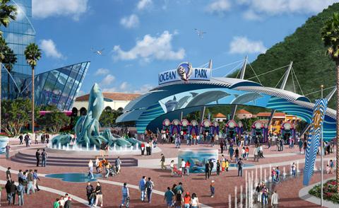 Vertex Productions Portfolio Ocean Park